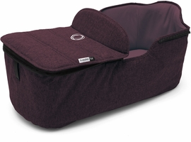 Bugaboo Fox Bassinet Fabric - Red Melange