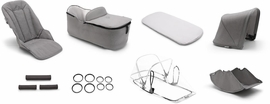 Bugaboo Fox Style Set - Mineral Light Grey