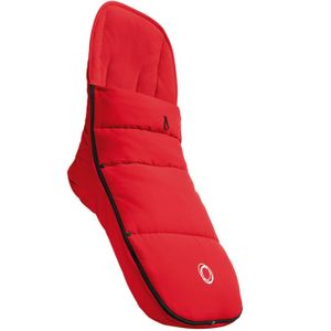 Bugaboo Universal Footmuff - Red