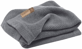 Bugaboo Wool Blanket - Grey Melange