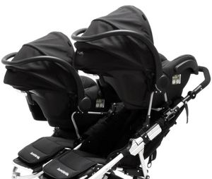 Bumbleride 2015 and Older Indie Twin Maxi Cosi/Cybex Lower Adapter