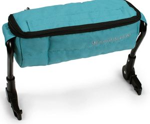 Bumbleride Double Stroller Snack Pack - Tourmaline Wave