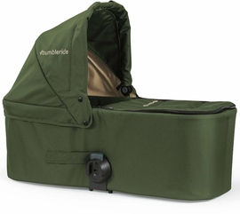Bumbleride Indie Twin Bassinet - Camp Green