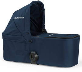 Bumbleride Indie Twin Bassinet - Maritime Blue