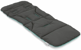 Bumbleride Reversible Seat Liner - Dawn Grey Mint