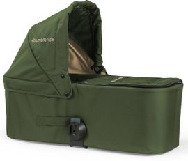 Bumbleride Indie / Speed Single Stroller Bassinet - Camp Green