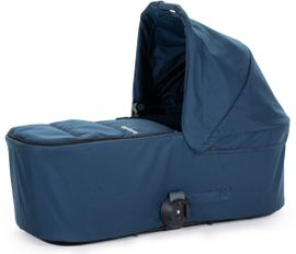 Bumbleride 2020 Indie Twin Bassinet - Maritime Blue