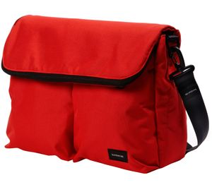 Bumbleride Diaper Bag - Cayenne Red