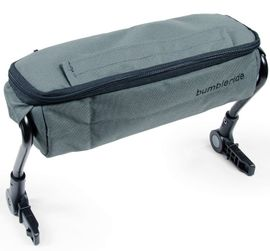 Bumbleride Double Stroller Snack Pack - Dawn Grey