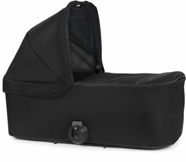 Bumbleride 2017 Indie Twin Carrycot - Matte Black
