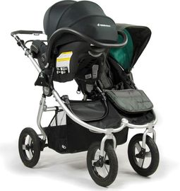 Bumbleride Indie Twin Maxi Cosi/Cybex/Nuna Car Seat Adapter - Single