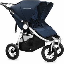 Bumbleride 2017 Indie Twin Stroller - Maritime Blue