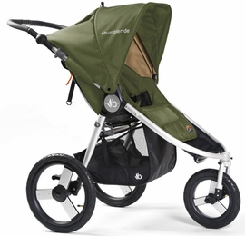 Bumbleride 2017 Speed Jogging Stroller - Camp Green