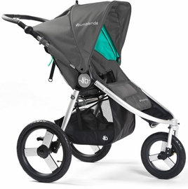 Bumbleride 2017 Speed Jogging Stroller - Dawn Grey