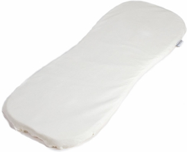 Bumbleride Twin Bassinet Mattress Cover - Organic Cotton