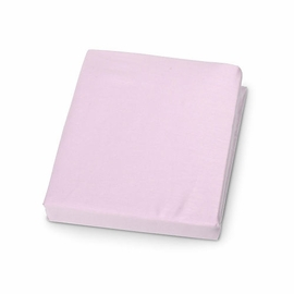 Carter's Easy Fit Knit Portacrib Sheet in Pink