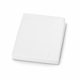 Carter's Easy Fit Knit Portacrib Sheet in White