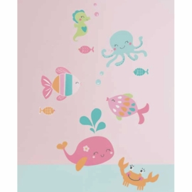 Carter's Under the Sea Wall Decals