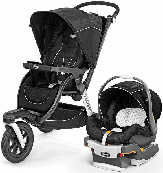 Chicco Activ3 Travel System - Crux