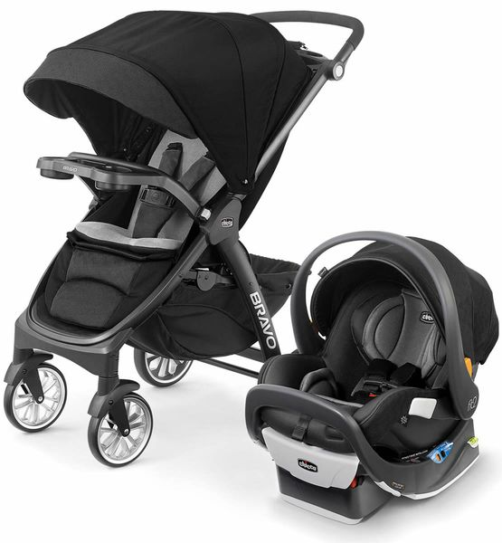 Chicco Bravo LE and Fit2 Travel System - Terazza