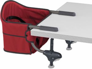 Chicco Caddy Portable Hook-On Chair - Red