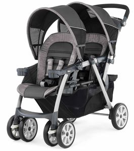 Chicco Cortina Together Double Stroller - Meridian