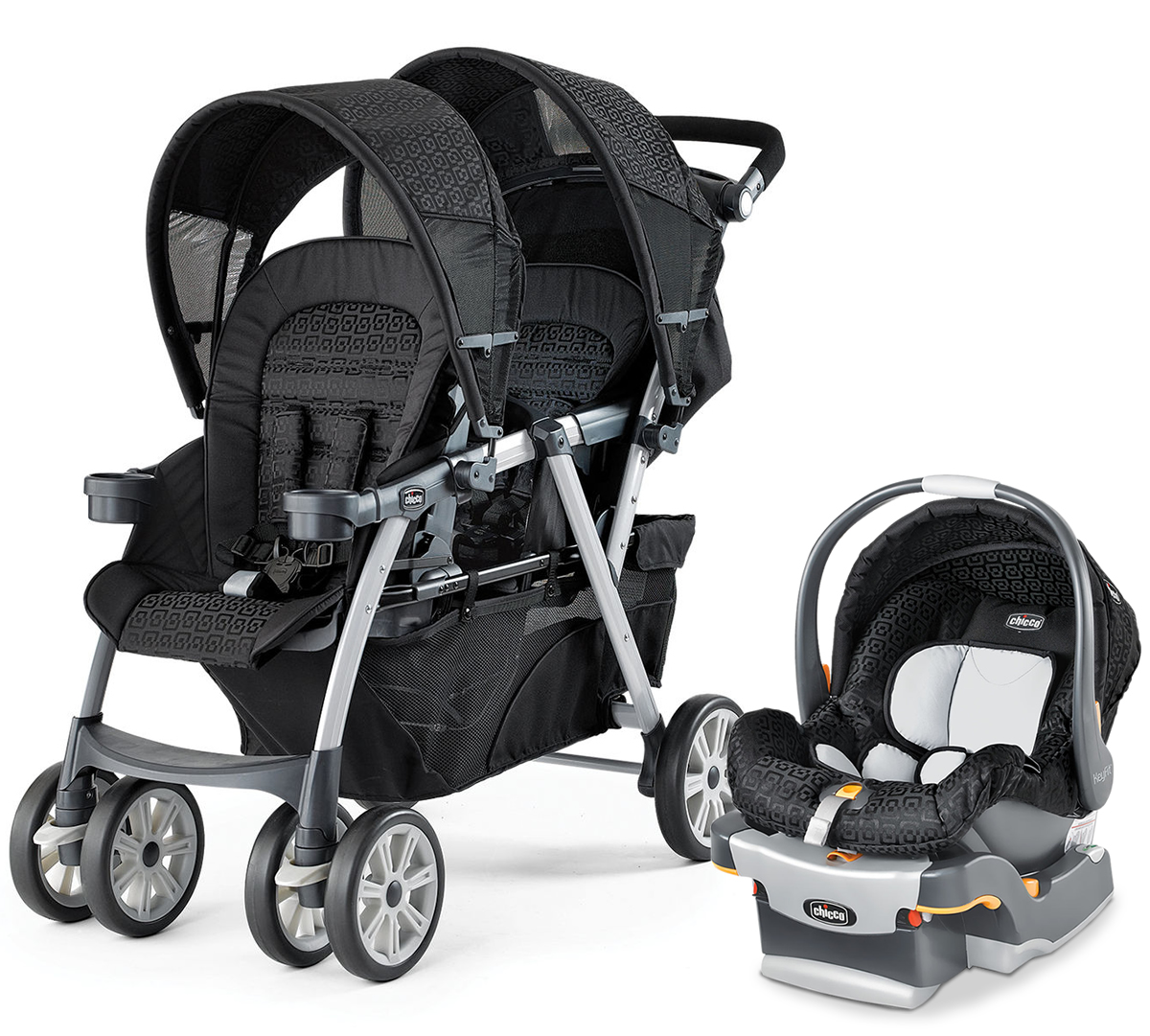 Chicco Cortina Together Stroller Keyfit 22 Car Seat
