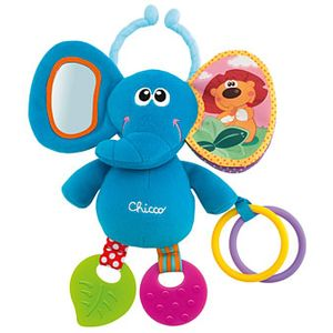 Chicco Elephant Activity Rattle