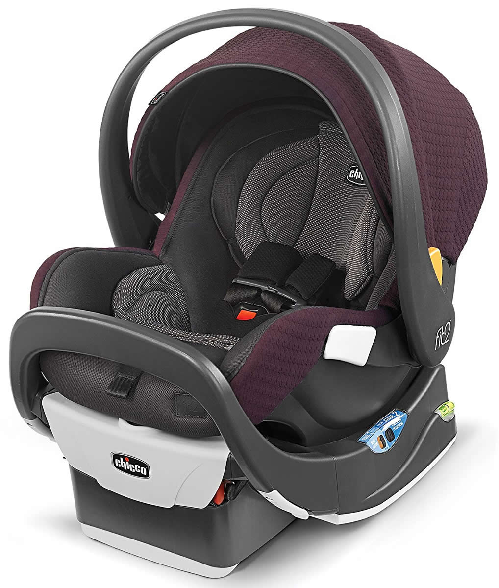 Chicco Fit2 Rear Facing Infant Toddler Car Seat