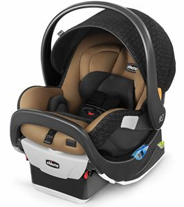 Chicco Fit2 Rear-Facing Infant & Toddler Car Seat - Cienna