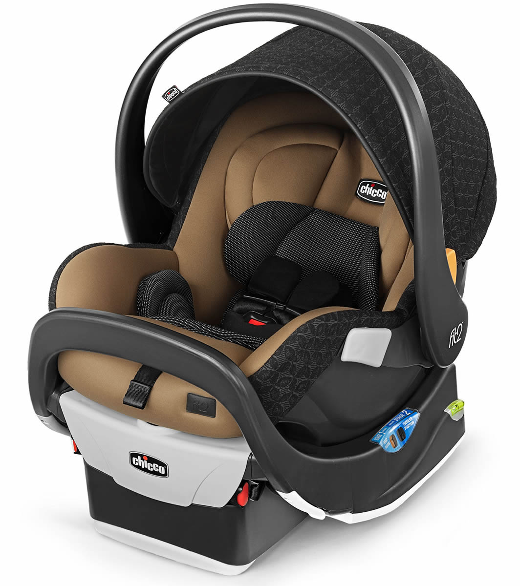 Chicco Fit2 Rear-Facing Infant