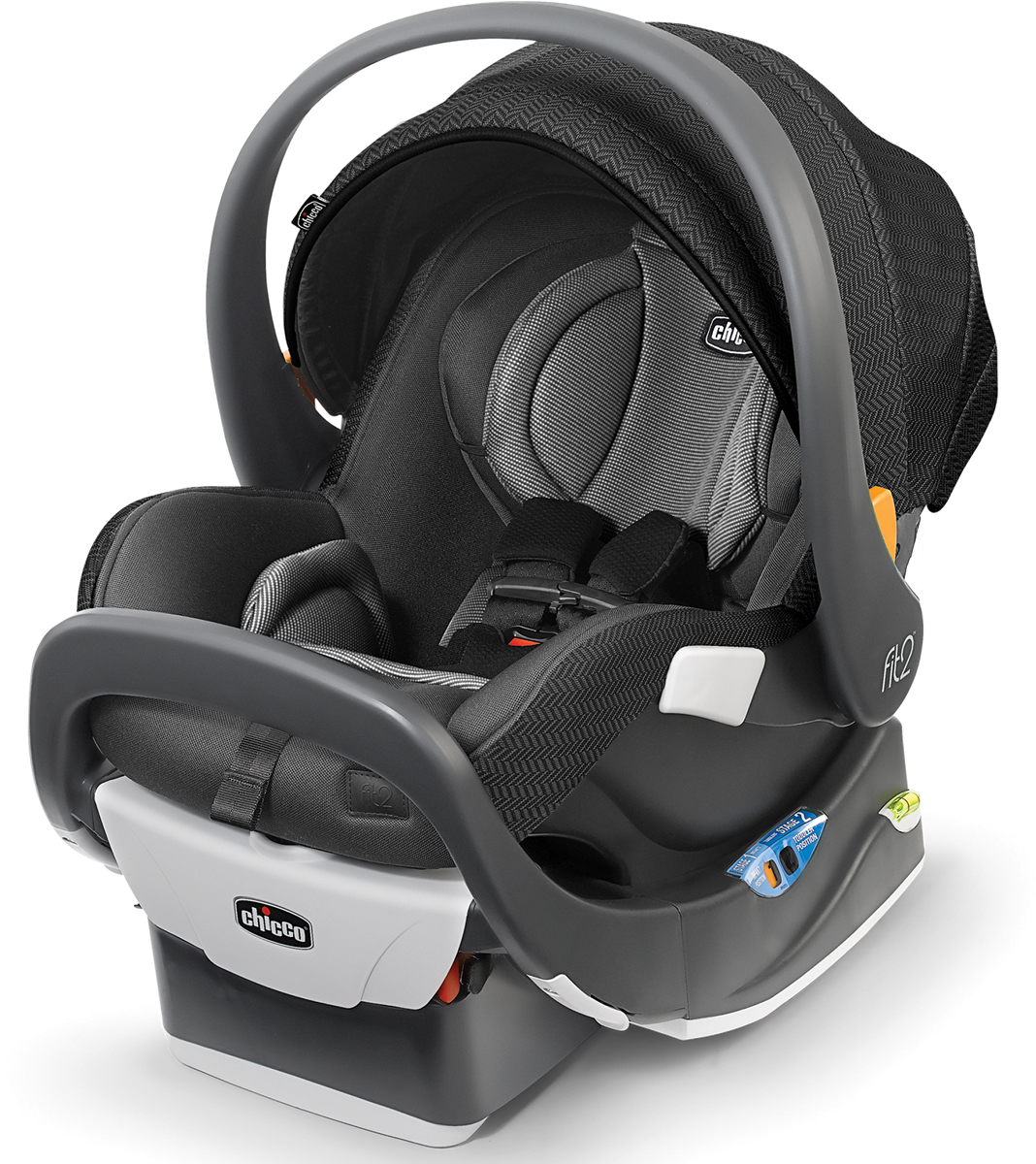 7d398d99e Chicco Fit2 Rear-Facing Infant   Toddler Car Seat - Tempo