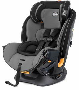 Chicco Fit4 4-in-1 All-In-One Convertible Car Seat - Onyx