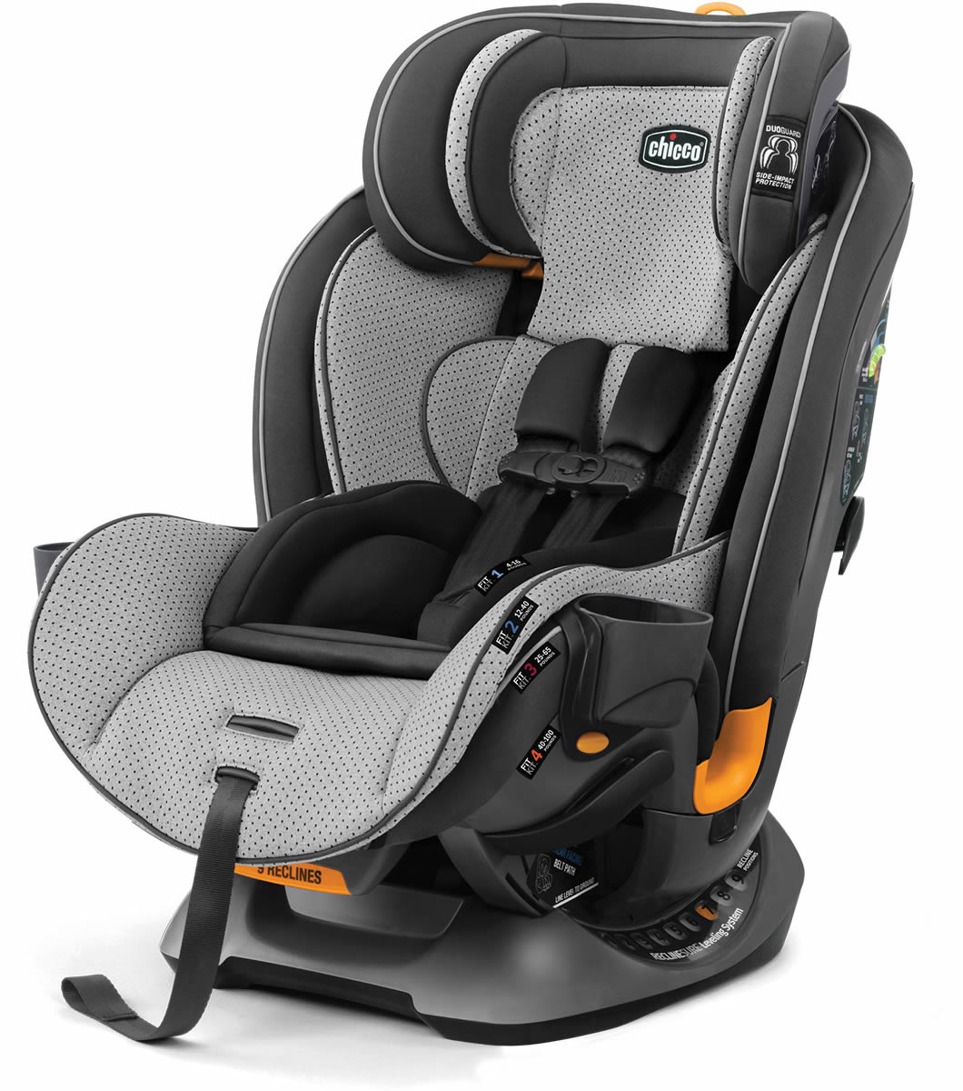 Chicco Fit4 4-in-1 Convertible Car Seat -
