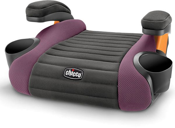 Chicco GoFit Backless Belt Positioning Booster Car Seat - Grape