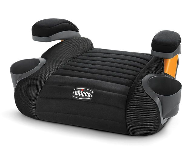 Chicco GoFit Backless Belt Positioning Booster Car Seat - Knight