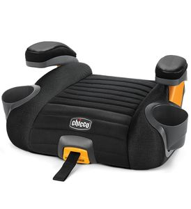 Chicco GoFit Plus Belt Positioning Booster Car Seat - Iron
