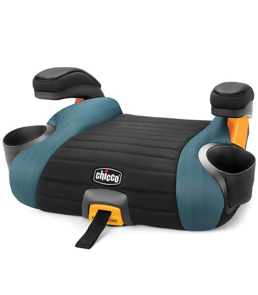 Chicco GoFit Plus Belt Positioning Booster Car Seat - Stream