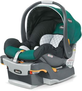 Chicco KeyFit 30 Infant Car Seat - Chakra