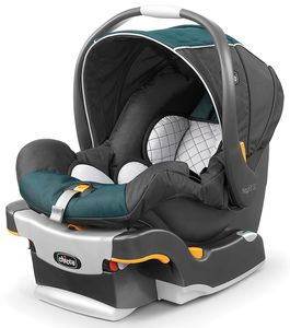 Chicco Keyfit 30 Infant Car Seat - Eucalyptus