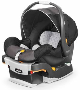Chicco KeyFit 30 Infant Car Seat - Iron