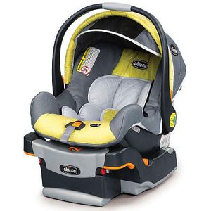Chicco KeyFit 30 Infant Car Seat - Limonata