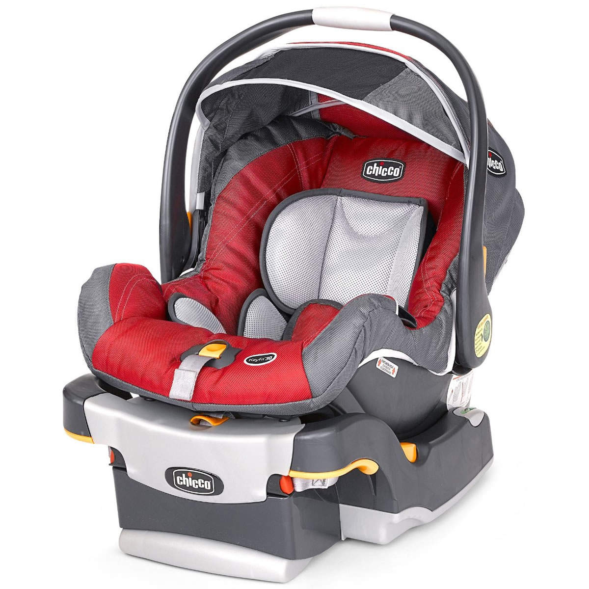 Chicco Keyfit 30 Infant Car Seat Snap