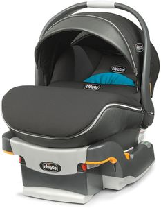 Chicco KeyFit 30 Zip Air Infant Car Seat - Ventata - 2016