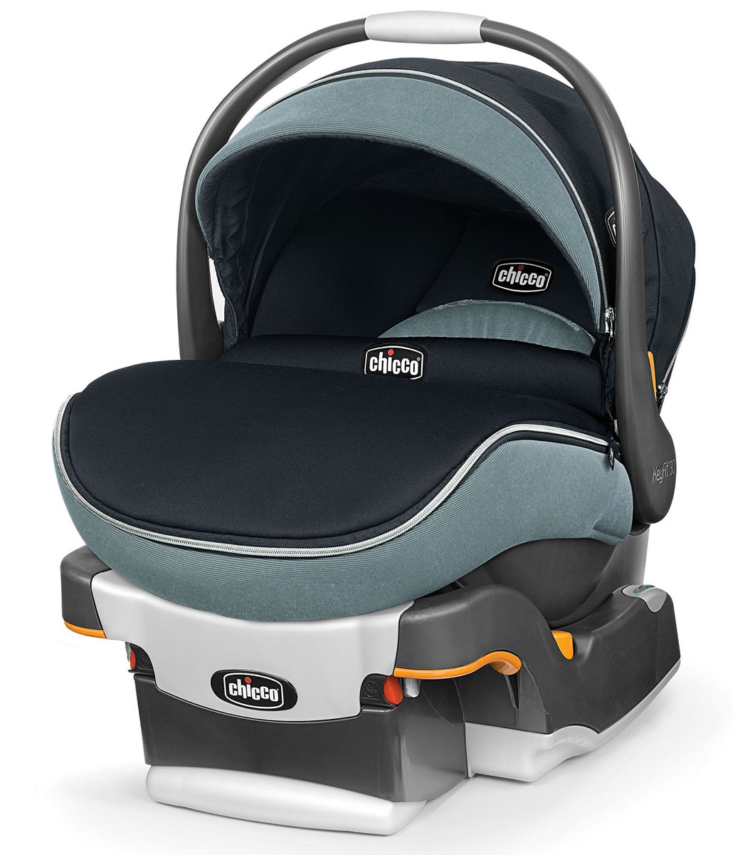 Chicco KeyFit 30 Zip Infant Car Seat - Midnight