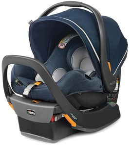 Chicco KeyFit 35 Zip ClearTex Infant Car Seat - Reef