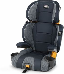 Chicco KidFit 2-in-1 Belt Positioning Booster Car Seat - Gravity