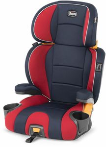Chicco KidFit 2-in-1 Belt Positioning Booster Car Seat - Horizon