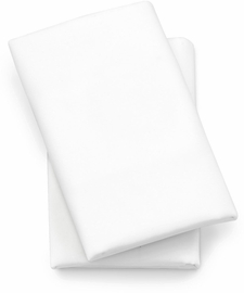Chicco Lullaby Playard Fitted Sheet, 2-Pack - White