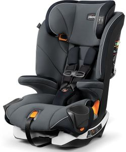 Chicco MyFit Harness Booster Car Seat - Fanthom
